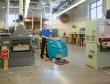 T300 Manufacturing - Orbital Scrubbing Head