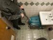 Image of the Tennant T1B bathroom